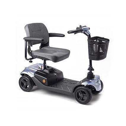 Queraltó Apex I-Confort| Scooter eléctrica| Desmontable en 4 Piezas| Especial para