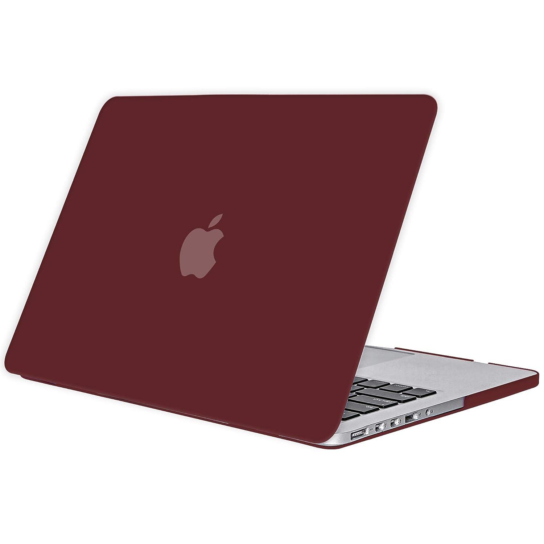 Slim Plastik Hartschale Schutzh/ülle Snap Case f/ür Apple MacBook Pro 13,3 Zoll mit//ohne Touch bar - Kristallklar Modell:A1706 A1708 A1989 TECOOL H/ülle f/ür MacBook Pro 13 2018//2017//2016
