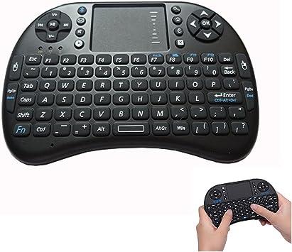 Teclado Control Remoto Air Mouse para LG Android TV 55eg9100 55ef9500 65ef9500: Amazon.es: Electrónica