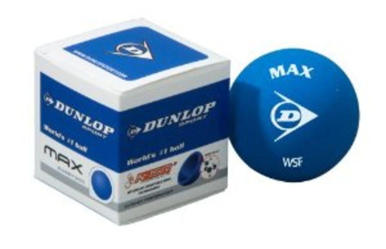 Dunlop Intro Speed Squash Ball Blue by Dunlop