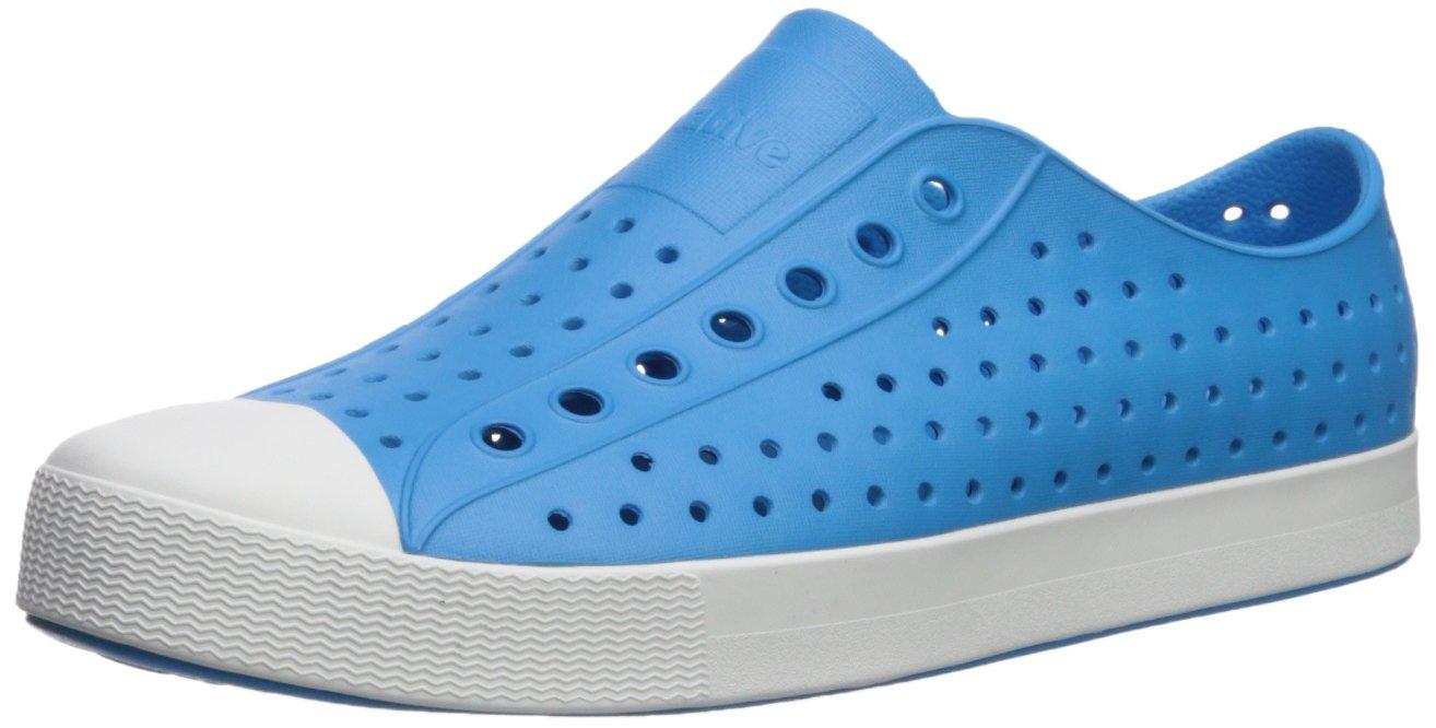 native Men's Jefferson Water Shoe B071KBM47J 5 Men's (7 B US Women's) M US Wave Blue/Shell White