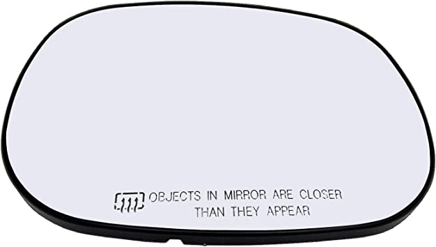 New Replacement Driver Side Mirror Glass W Backing Compatible With Dodge RAM 1500 2500 3500 2500 3500 4500 Sold By Rugged TUFF Classic RAM 1500