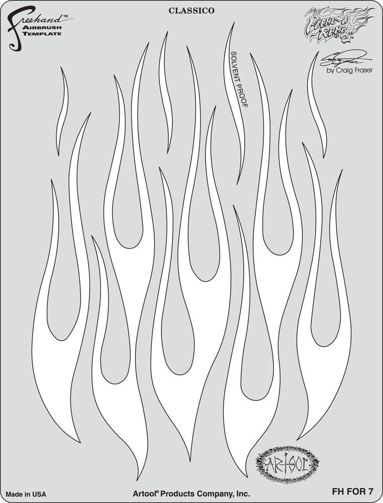 airbrush fire stencils wwwpixsharkcom images