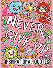 Inspirational Quotes: Coloring book | 30 Motivational & Inspirational Quotes to color for Kids and Adults