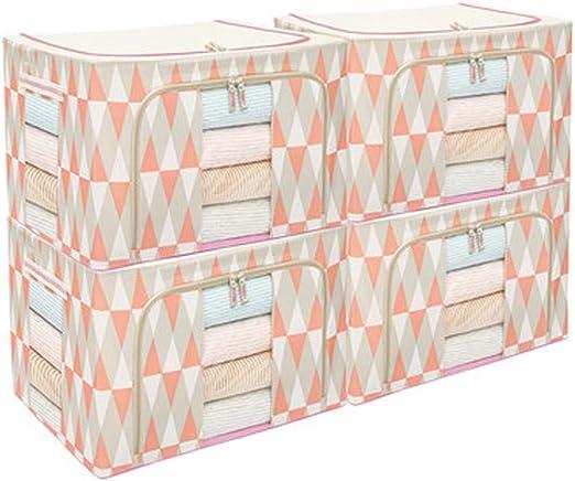 Almacenaje bajo la cama,Caja de almacenamiento plegable, caja de ...