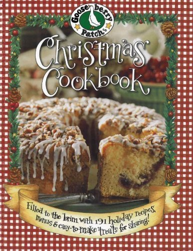 Christmas Cookbook (Gooseberry Patch) (2004-12-03) Gooseberry Patch Christmas Book 3