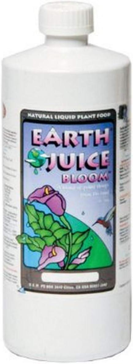 HydroOrganics Earth Juice Bloom, 1-Quart