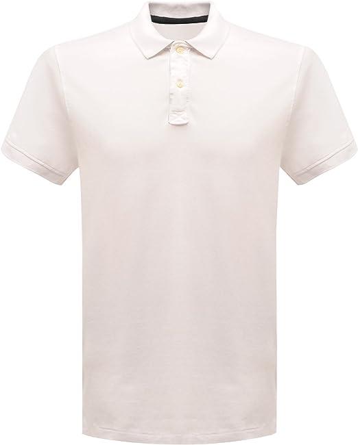 Camisas Para Hombre Nueva Muchachos Camiseta Tops Ropa Mens Polo Shirts Regatta