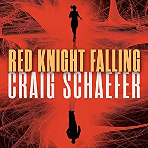 Red Knight Falling Audiobook