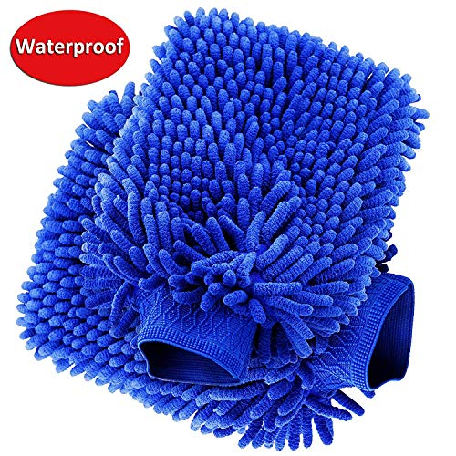 anngrowy Car Wash Mitt Pack product image