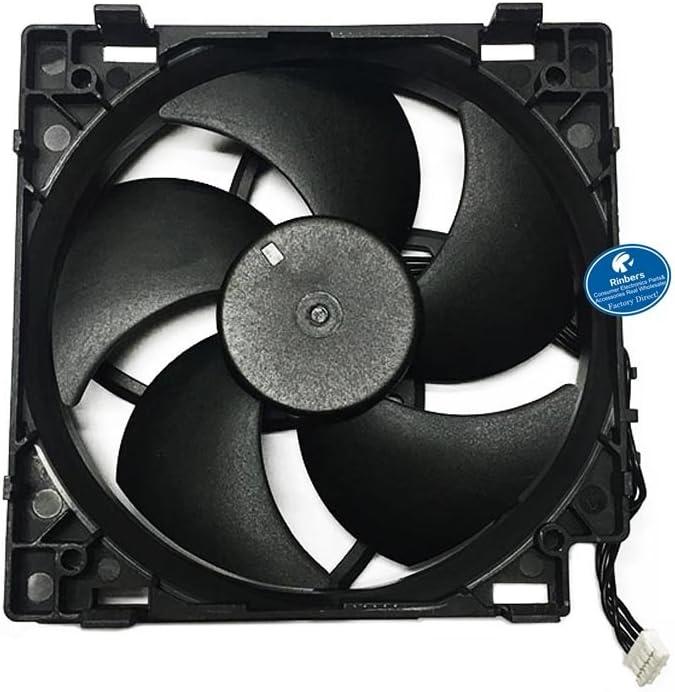 Rinbers Repuesto de Ventilador Interno de refrigeración para Xbox One Slim Series P/N: PSAD1A220BM MF04: Amazon.es: Electrónica