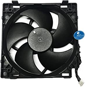 Rinbers Replacement Internal Cool Cooling Fan Replacement Part for Xbox One Slim Series P/N: PSAD1A220BM MF04