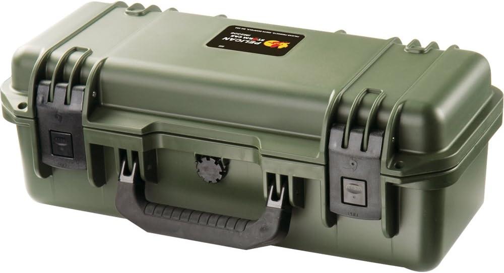 Pelican Storm iM2306 Case No Foam (OD Green), IM2306-30000, Olive Drab