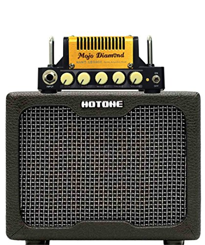 (Hotone Mojo Diamond Mini Guitar Amplifier Head, 5 Watt)