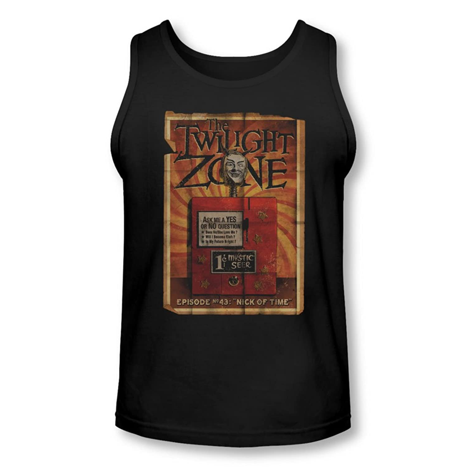 Twilight Zone - Mens Seer Tank-Top