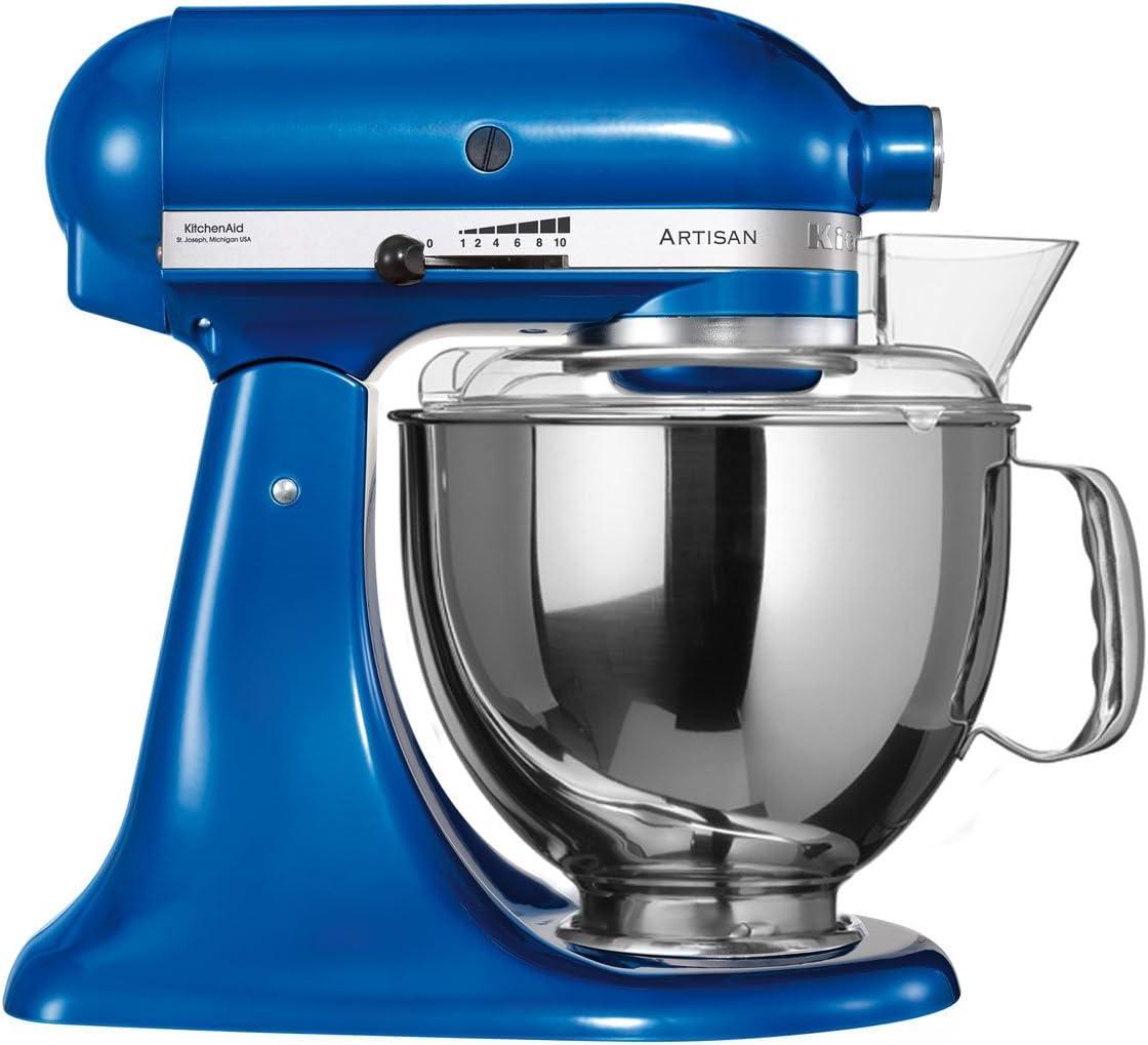 KitchenAid 5KSM150PSEEB - Robot de cocina, motor de 300 vatios ...