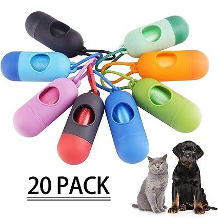 Heces de perros recogen bolsas, bolsas de excreción ...