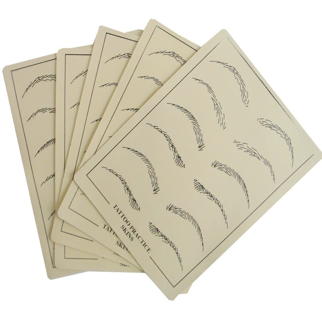 4e7096ef12 Amazon.com  Microblading Practice Skin