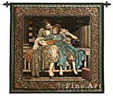 Fine Art Tapestries ''The Music Lesson'' Wall Tapestry