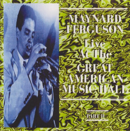 American Orchestral Music (Live at the Great American Music Hall Part II)