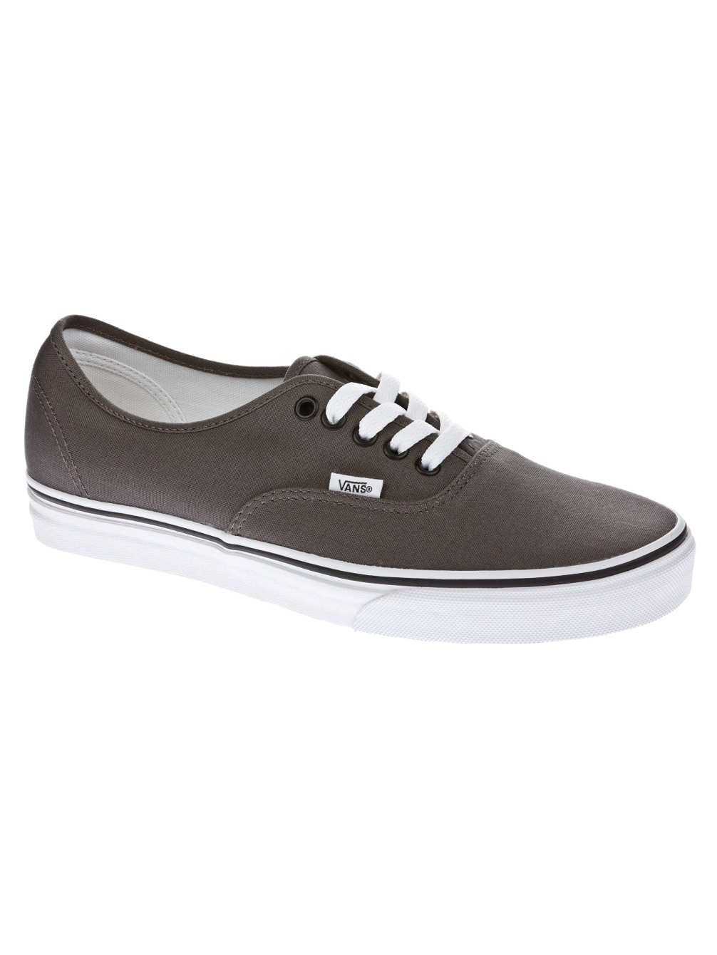 Vans Herren Authentic Core Classic Sneakers B00U6P9G6S 11|Pewterblack