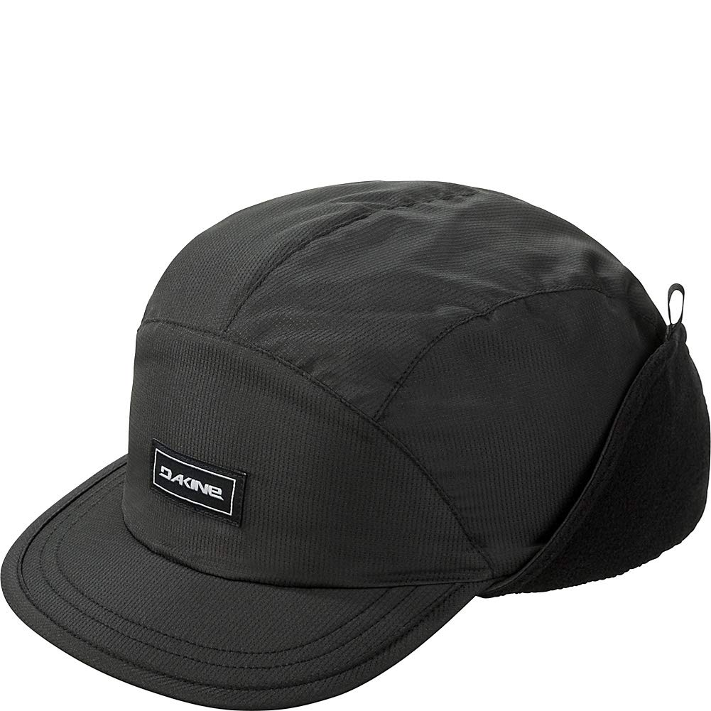 1bc5273fd4a Amazon.com  DAKINE Finster Hat (One Size - Black)  Clothing