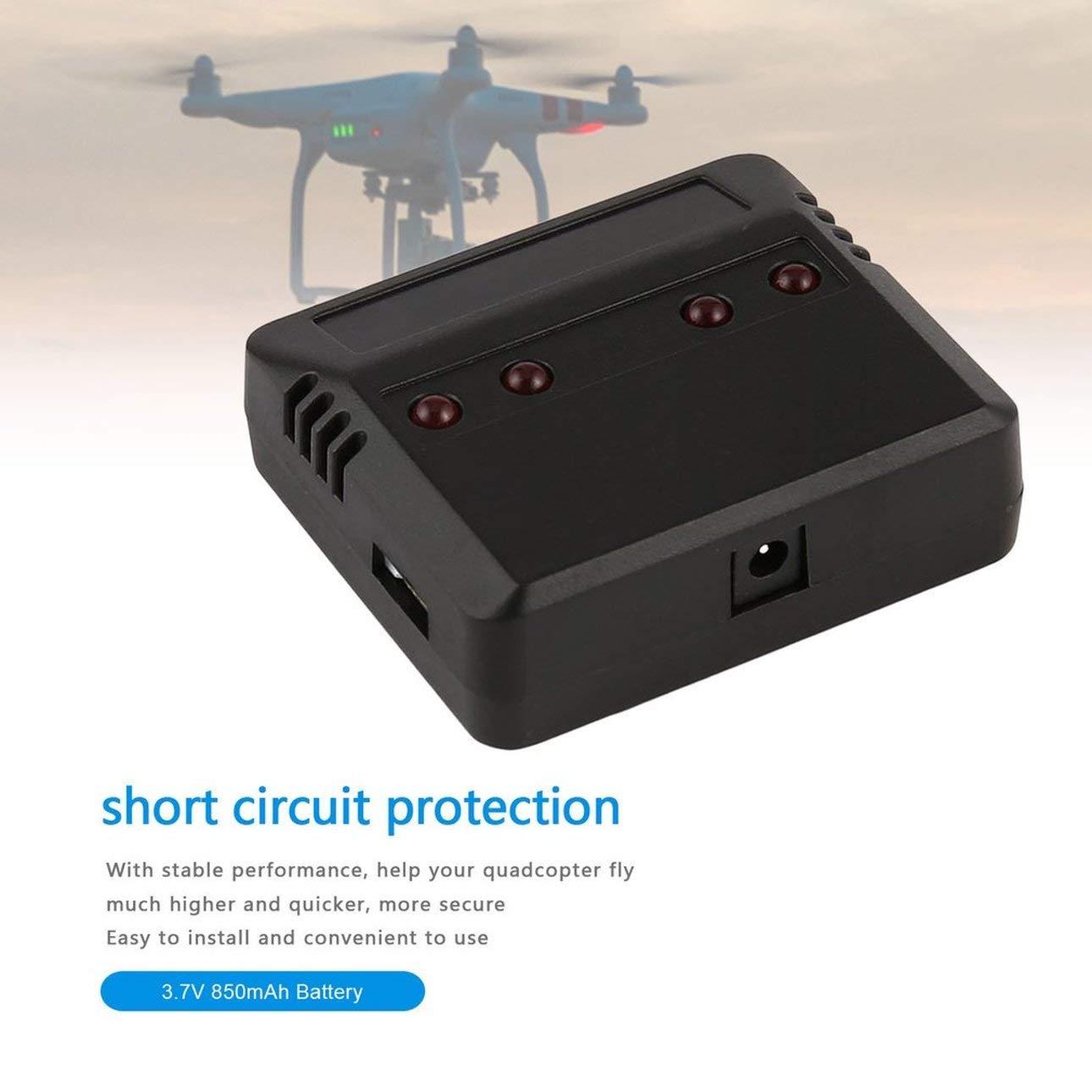 Pudincoco Nueva Batería Lipo Mejorada estándar Cargador estándar + ...