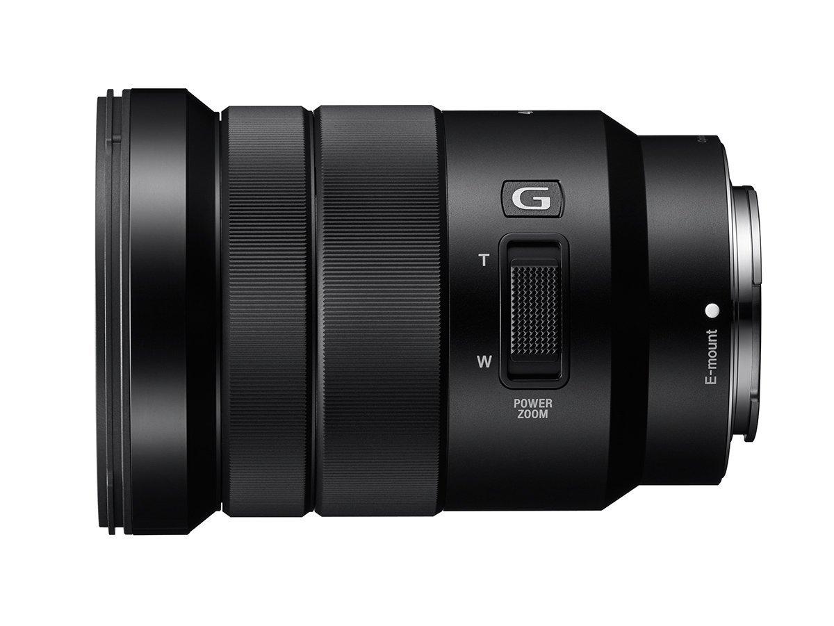 Sony E PZ 18-105mm  G OSS Lens