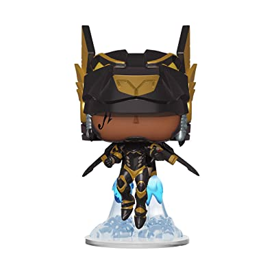 Funko Pop! Games: Overwatch - Pharah (Anubis) Exclusive, Multicolor: Toys & Games