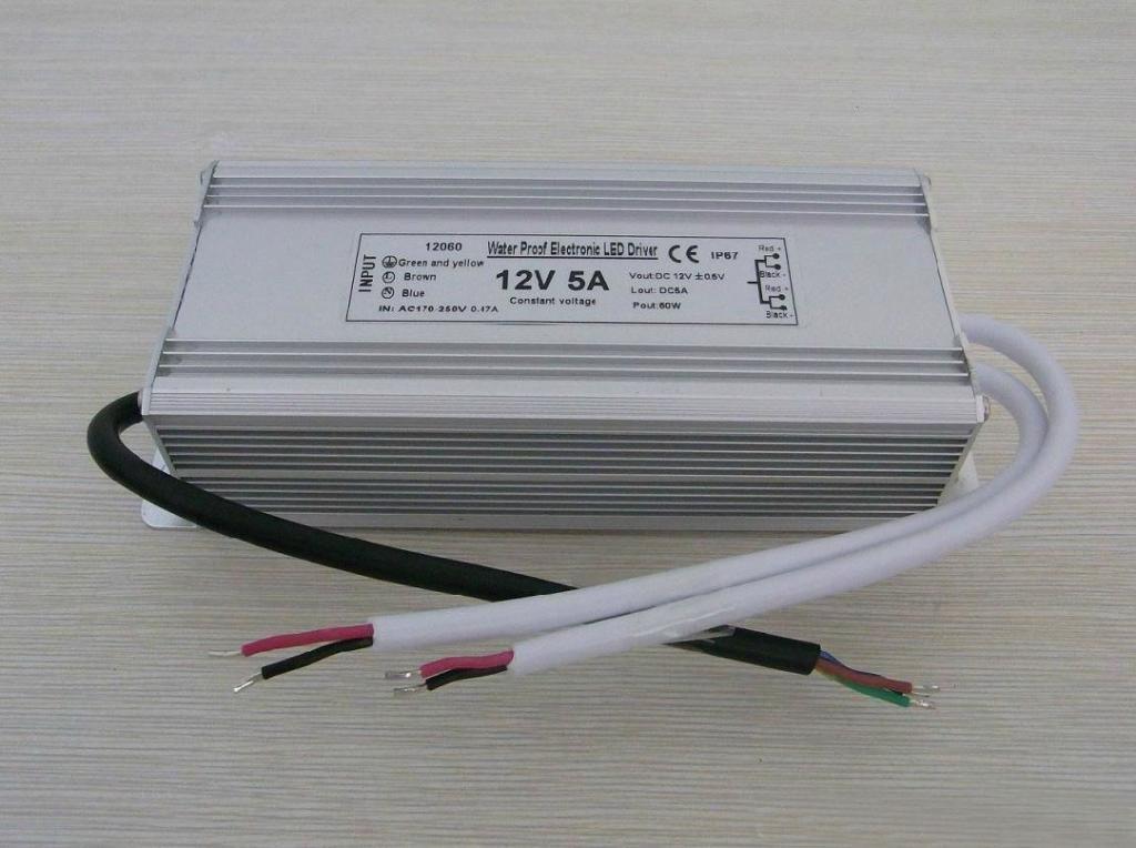 LUMINTURS Waterproof Power Supply Transformer Driver low voltage transfor...