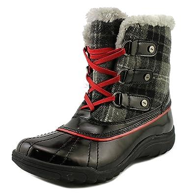 Sport Gailla Women US 6.5 Black Snow Boot