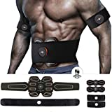 MBODY ABS Muscle Toner Abdominal Toning Workout Belt Body Training Gear Fitness Equipment Full Set for Abdomen/Arm/Leg…