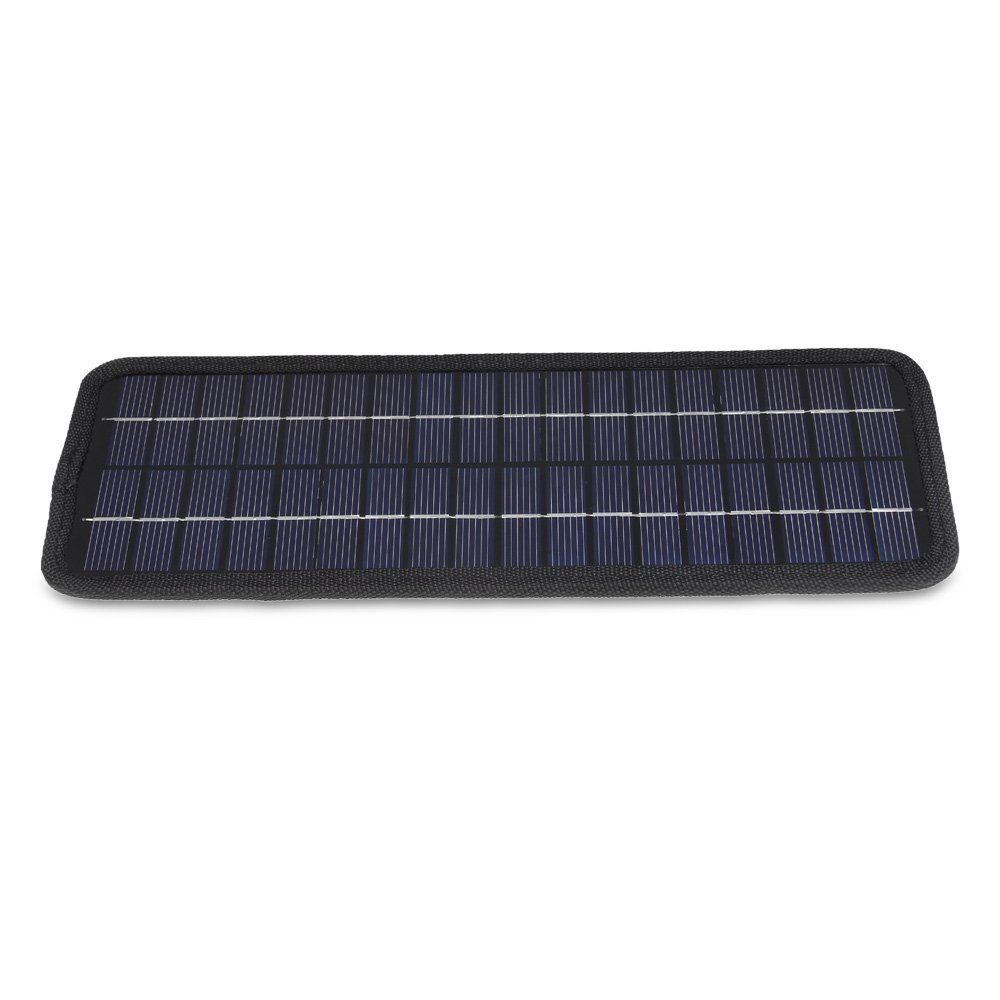 TOOGOO(R)4.5W USB2.0 Solar Panel Charger Solar Charger with Adapter for Laptop