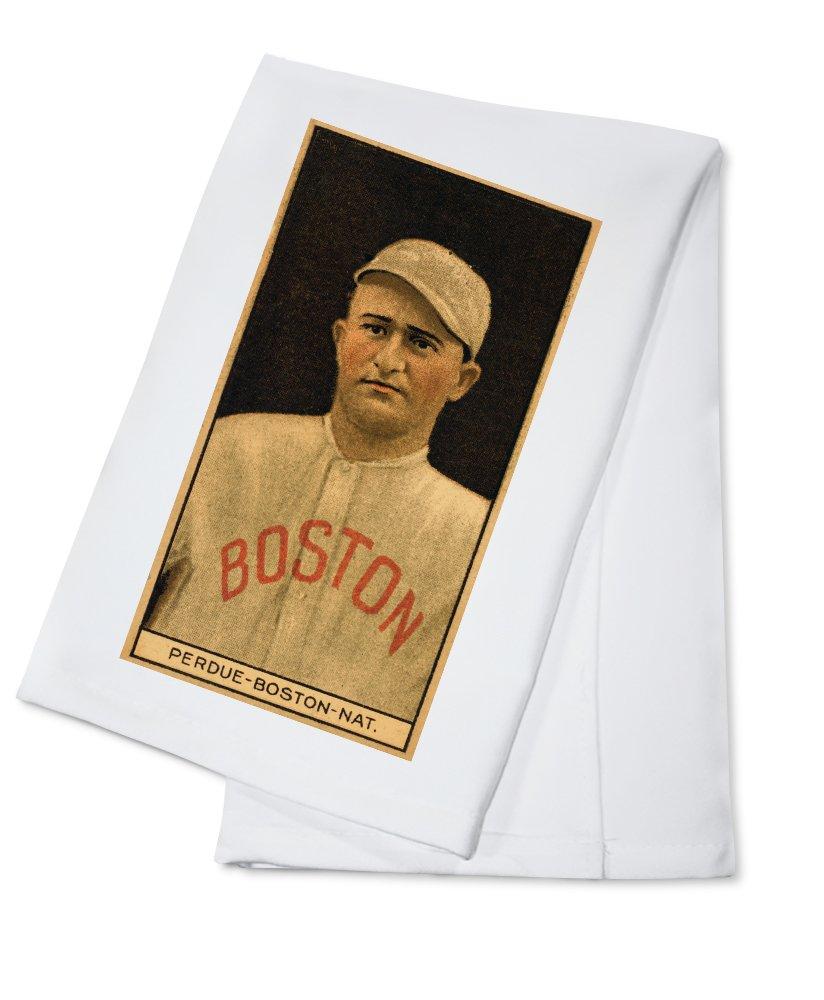 Boston Braves – Herbert Perdue – 野球カード Cotton Towel LANT-21741-TL Cotton Towel  B0184BED5Y