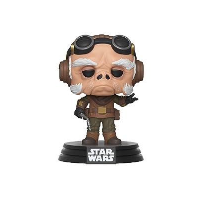 Funko Pop! Star Wars: Mandalorian - Kuiil: Toys & Games