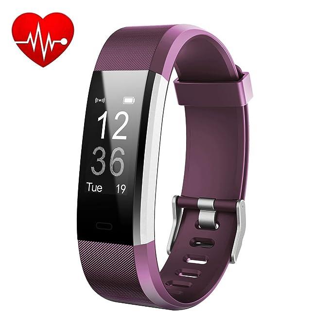 109 opinioni per Fitness Tracker,Orologio Fitness Activity Tracker Cardiofrequenzimetro