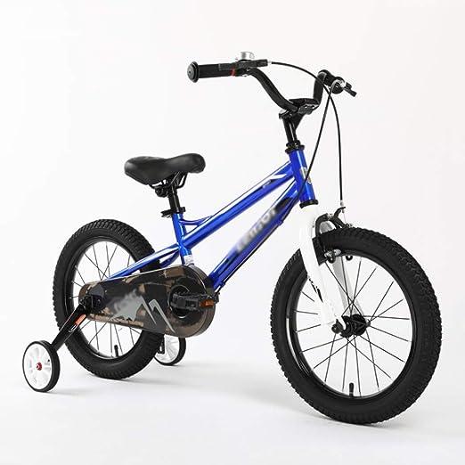 M-YN Bicicleta Niños con Ruedines Los niños de Bicicletas ...