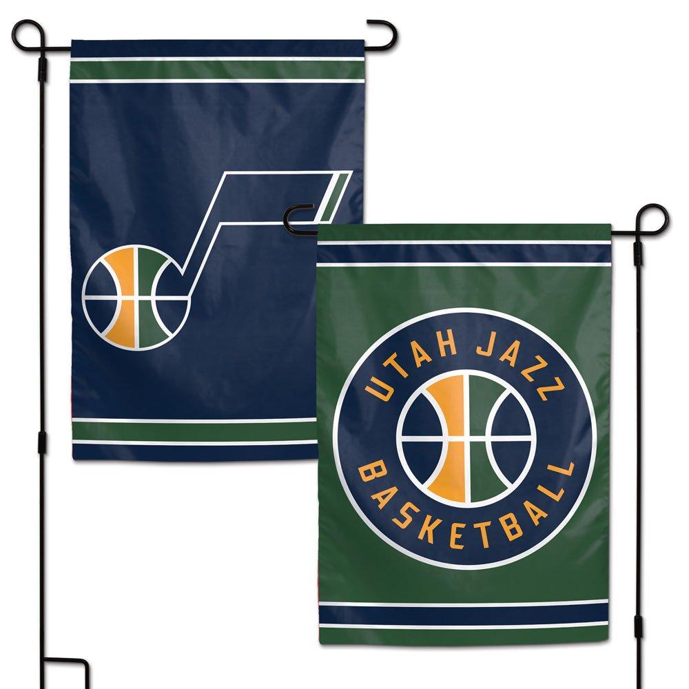 WinCraft NBA Utah Jazz 12.5 x 18 Inch 2-Sided Garden Flag Logo