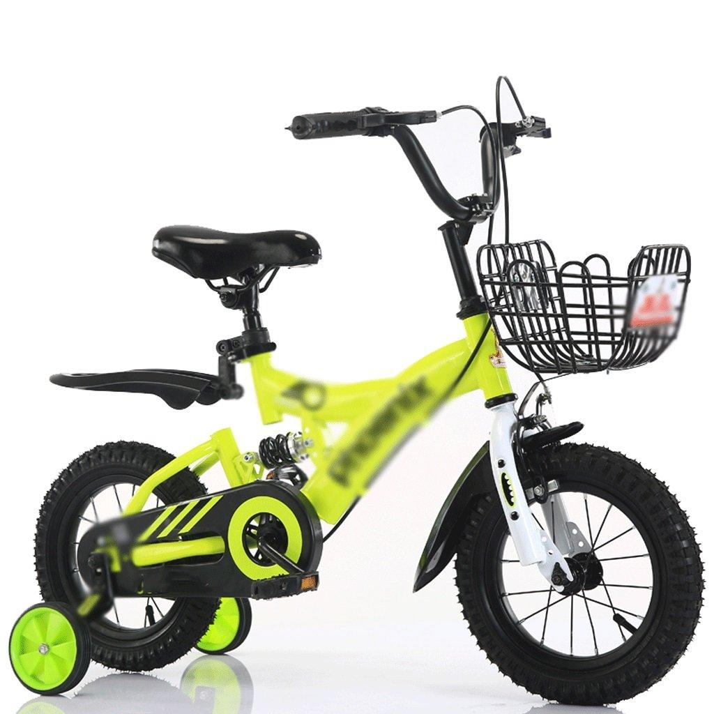 自転車 子供のダンピング自転車2-3-4-6-7-8-9-10歳のベビーバイク12-14-16-18インチ男性と女性 (サイズ さいず : 16 inch) B07DZVPVCZ 16 inch 16 inch