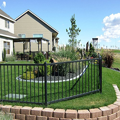 Compare Price To Wrought Iron Fence Panels Tragerlaw Biz