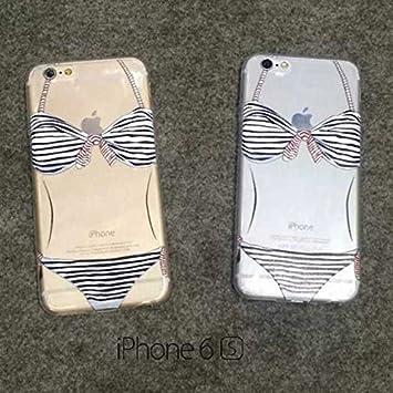 Coque-swag - Coque iPhone 6/6S maillot de bain: Amazon.fr: High-tech
