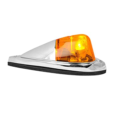 Grand General 80401 Marker Light (Pick Up Amber Cab): Automotive