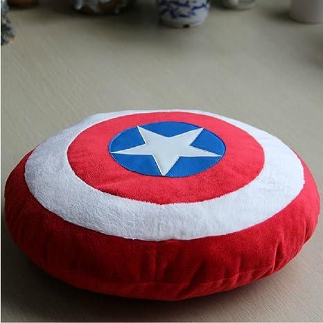 LuK aceite Capitán América Shield almohada Pentagram ...