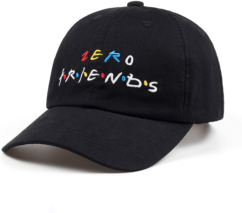 CHENTAI Washed Cotton Adjustable Solid Color Baseball Cap Unisex Couple Cap Fashion Leisure Snapback Cap