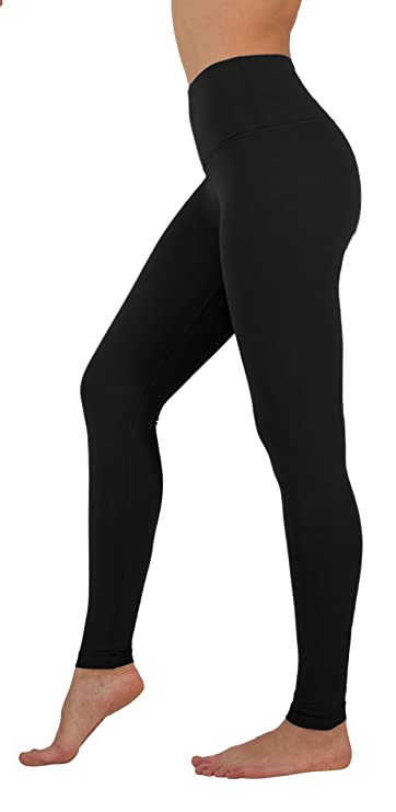 a984406894a016 Amazon.com: Yogalicious High Waist Ultra Soft Lightweight Leggings - High  Rise Yoga Pants: Clothing