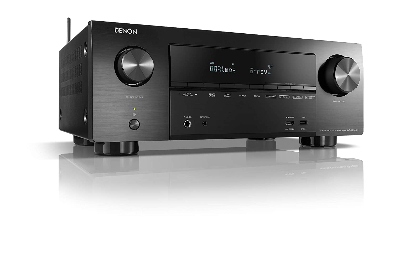 Denon AVRX2500H 7 2 Surround AV receiver: Amazon co uk