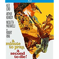 A Minute To Pray, A Second To Die [Blu-ray]