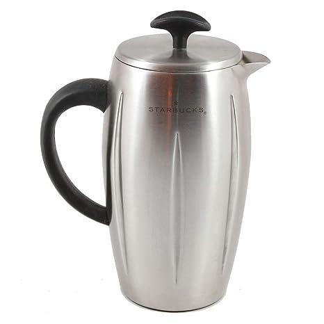 Amazon com: Starbucks Barista Stainless Steel Thermal Coffee