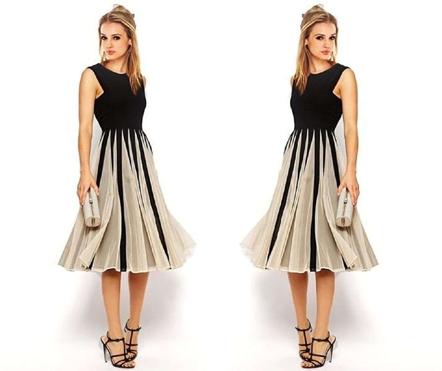 Jade and Juliet Helene Dress - Size: XLarge