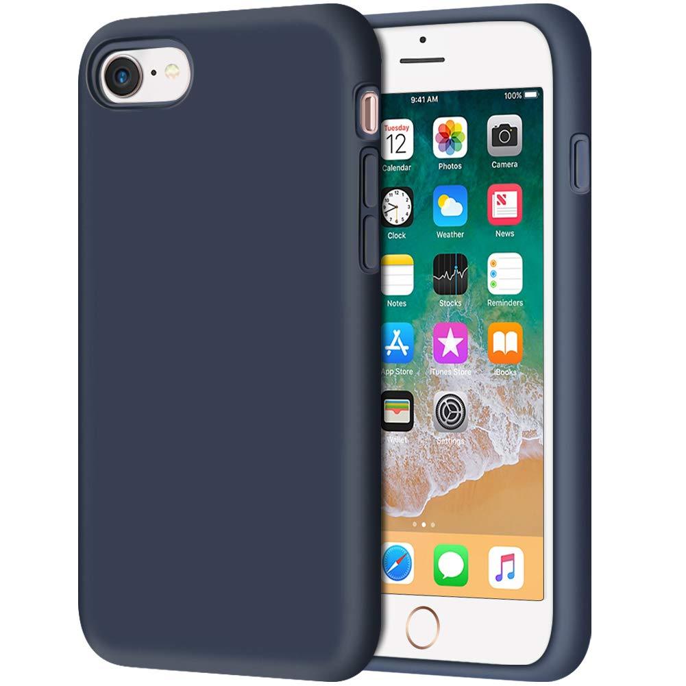 iphone 8 case shockproof blue